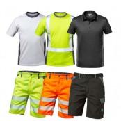 T-Shirts + Shorts