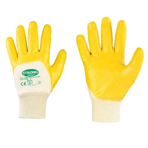 Stronghand Arbeitshandschuhe 0550 Yellowstar