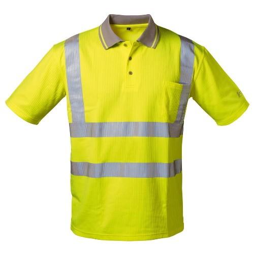 SAFESTYLE Warnschutz Polo-Shirt 22721 Titus
