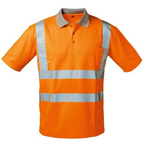 SAFESTYLE Warnschutz Polo-Shirt 22722 Mateo