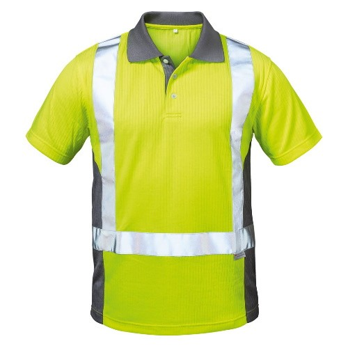 elysee Warnschutz Polo-Shirt 22723 Den Haag