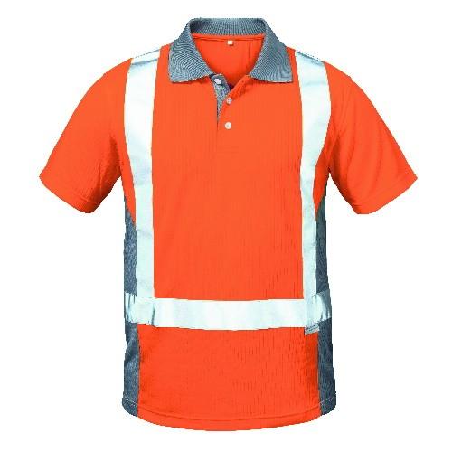 elysee Warnschutz Polo-Shirt 22724 Eindhoven