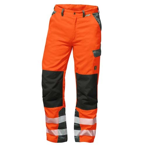elysee Warnschutz orange Bundhose 22729 Nizza