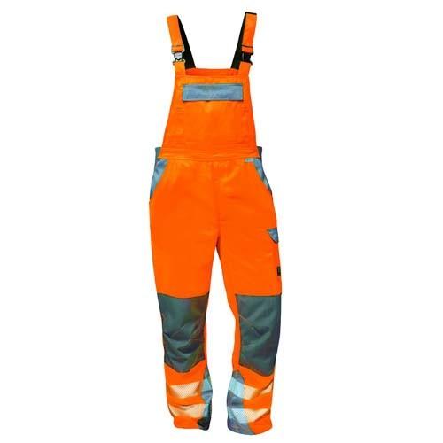 elysee Warnschutz orange Latzhose 22739 Metz