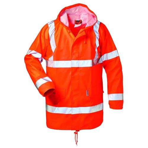 norway Warnschutz PU-Regenjacke 2341 Finn