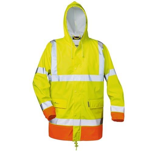 norway Warnschutz PU-Regenjacke 2362 Norman